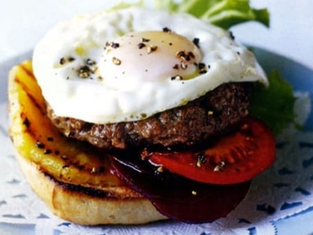 Ausztrál hamburger