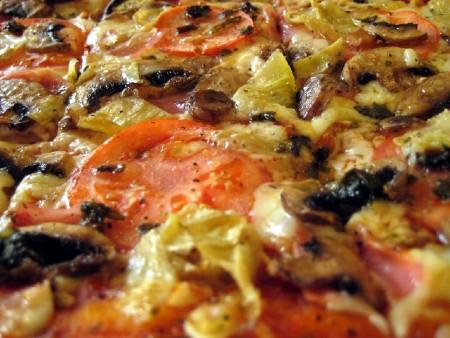 Nápolyi pizza