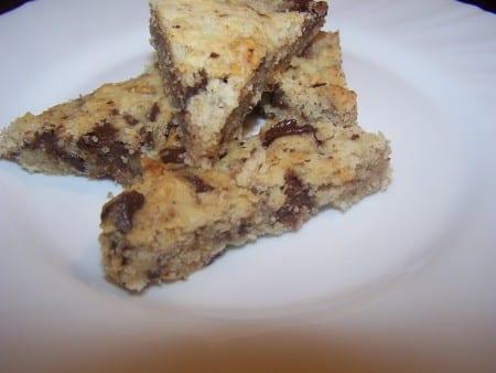 Csokis sablé